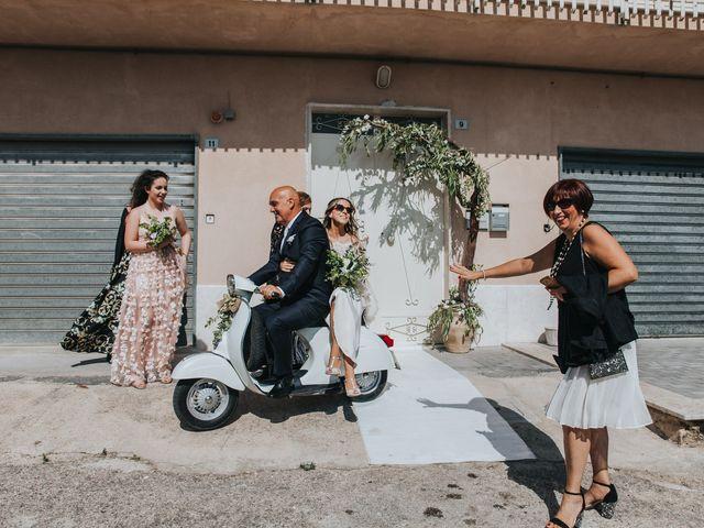 Il matrimonio di Maddalena e Marco a Serradifalco, Caltanissetta 38