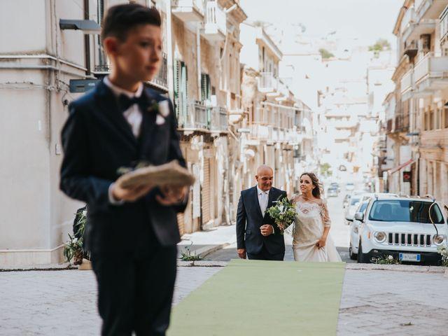 Il matrimonio di Maddalena e Marco a Serradifalco, Caltanissetta 43