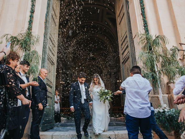 Il matrimonio di Maddalena e Marco a Serradifalco, Caltanissetta 53