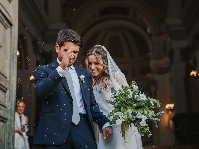 Il matrimonio di Maddalena e Marco a Serradifalco, Caltanissetta 55