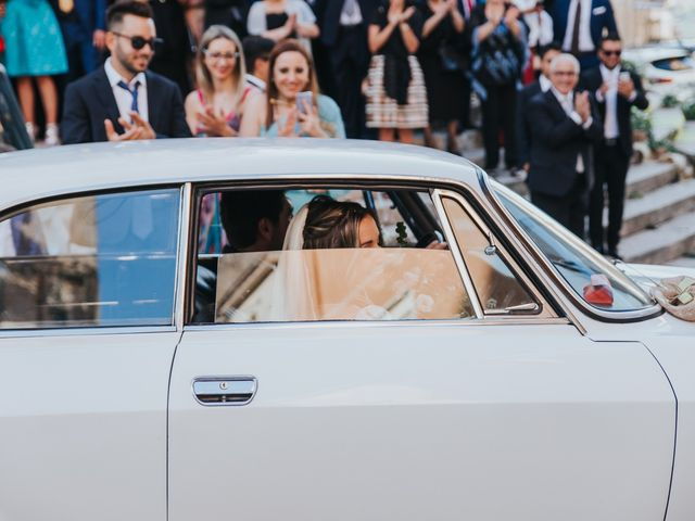 Il matrimonio di Maddalena e Marco a Serradifalco, Caltanissetta 57
