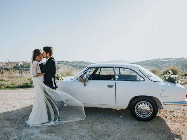 Il matrimonio di Maddalena e Marco a Serradifalco, Caltanissetta 58