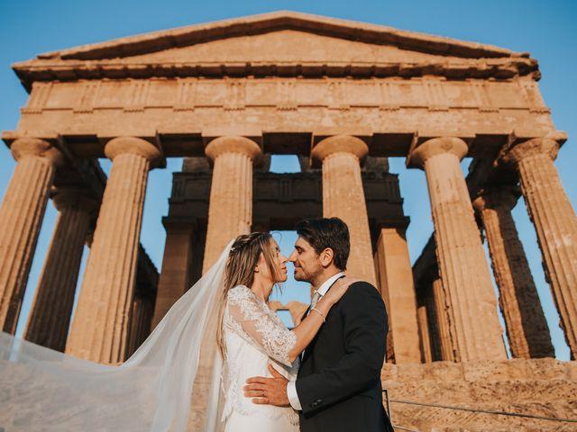 Il matrimonio di Maddalena e Marco a Serradifalco, Caltanissetta 64