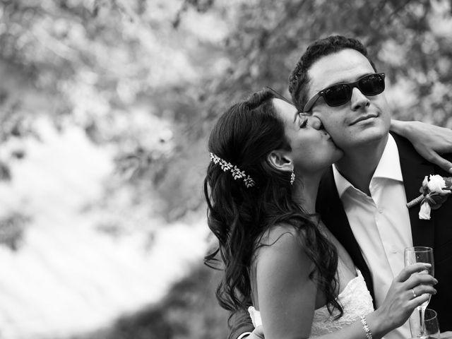 Le nozze di Aline e Rafael
