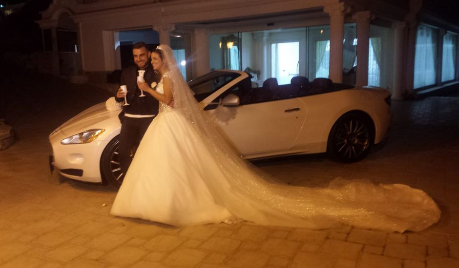Il matrimonio di Daniele e Federica a Agosta, Roma
