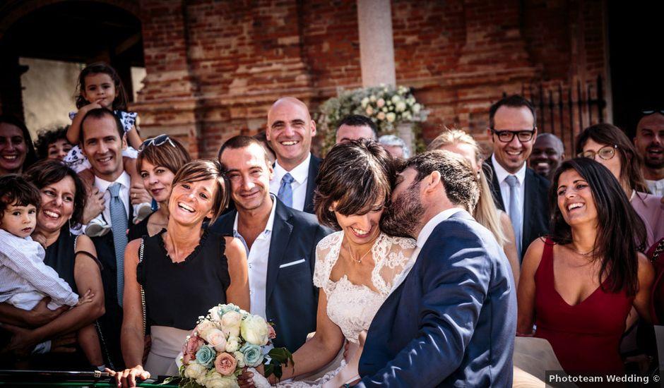 Il matrimonio di Alessandro e Anna a Castelnuovo Calcea, Asti