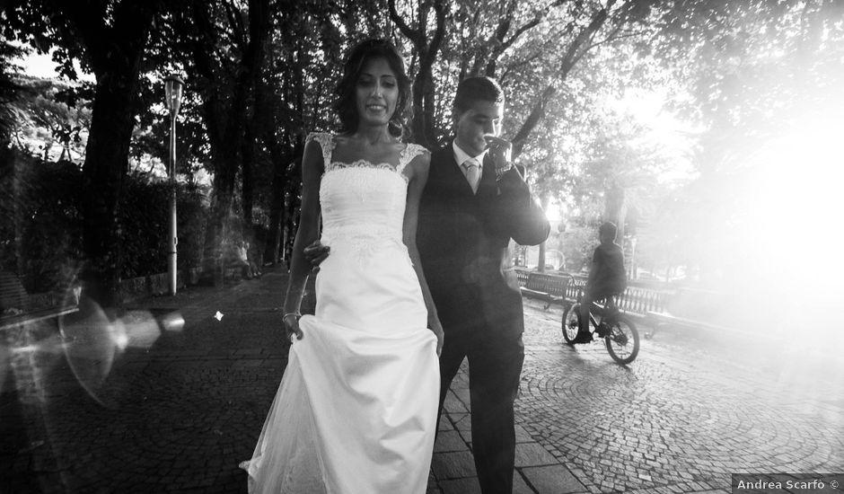 Il matrimonio di Mario e Giorgia a Polistena, Reggio Calabria
