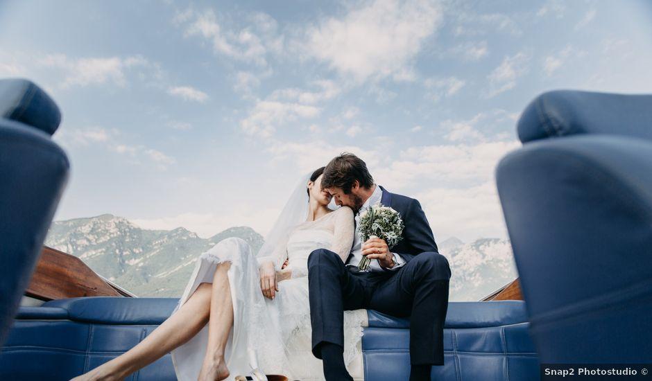 Il matrimonio di Federico e Cecilia a Varenna, Lecco