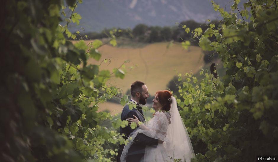 Il matrimonio di Luca e Sara a Macerata, Macerata