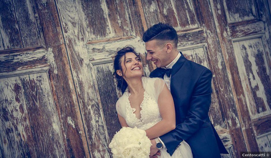 Il matrimonio di Gregory e Silvia a Collegno, Torino
