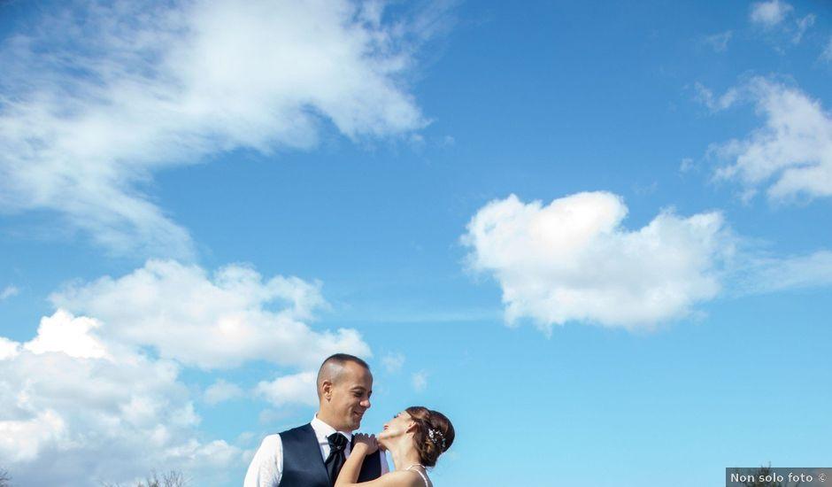 Il matrimonio di Luana e Stefano a Isili, Cagliari