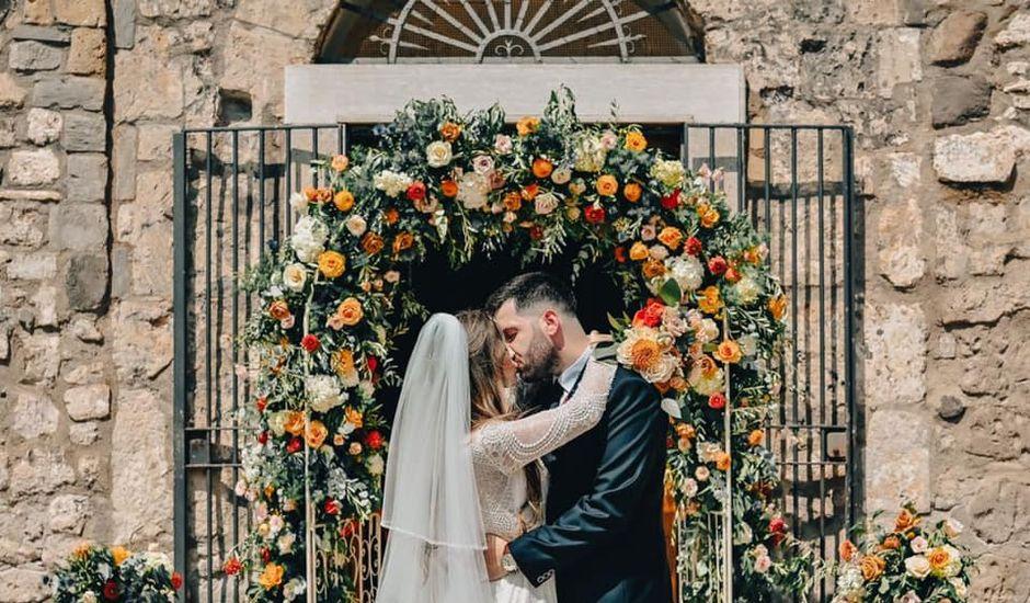 Il matrimonio di Pasquale e Sara a Pignataro Maggiore, Caserta