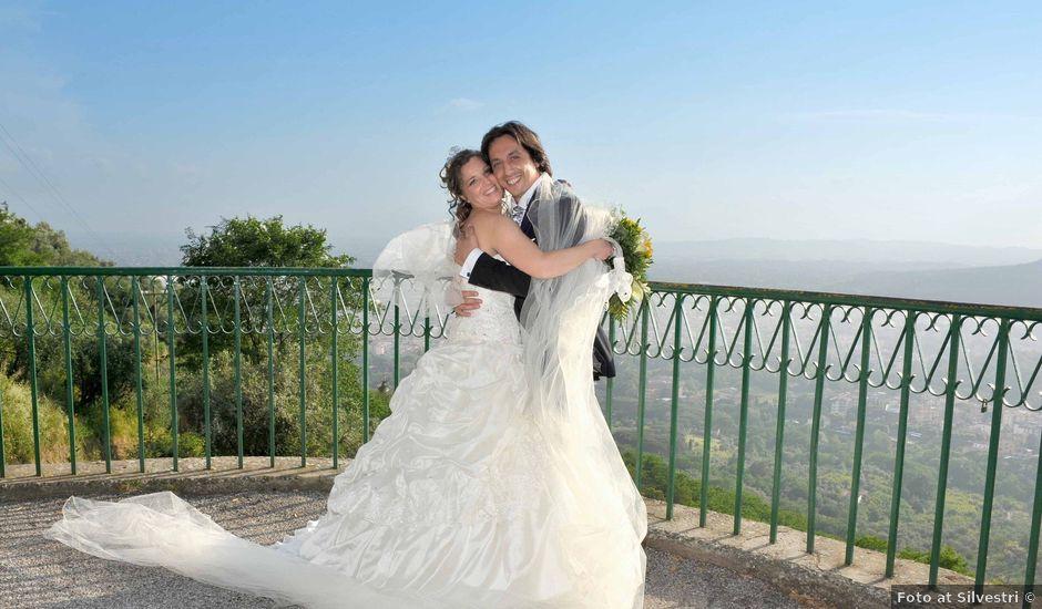 Il matrimonio di Alessandro e Maria a Prato, Prato
