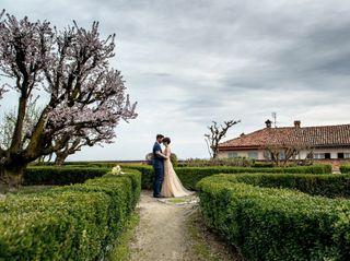 Le nozze di Liudmyla e Giovanni
