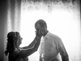 le nozze di Claudia e Manuel 1