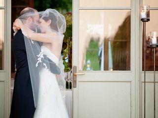 Le nozze di Rebecca e Alex