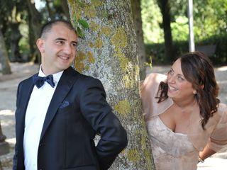 Le nozze di Antonio e Maria Pia