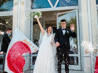 Le nozze di Ambra e Gianmarco