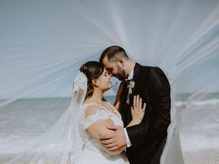 Le nozze di Chiara e Pierdomenico
