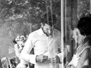 Le nozze di Franco e Pamela 1
