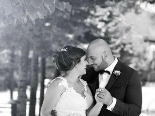 Le nozze di Giuseppe e Arianna