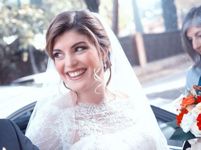 Il matrimonio di Piero e Marta a Roma, Roma 2