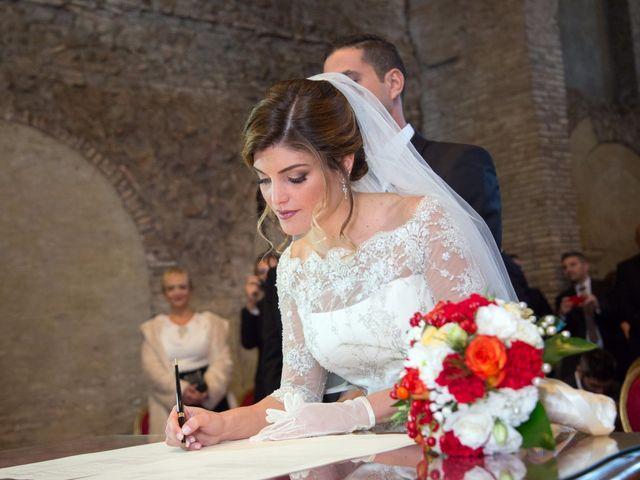 Il matrimonio di Piero e Marta a Roma, Roma 4