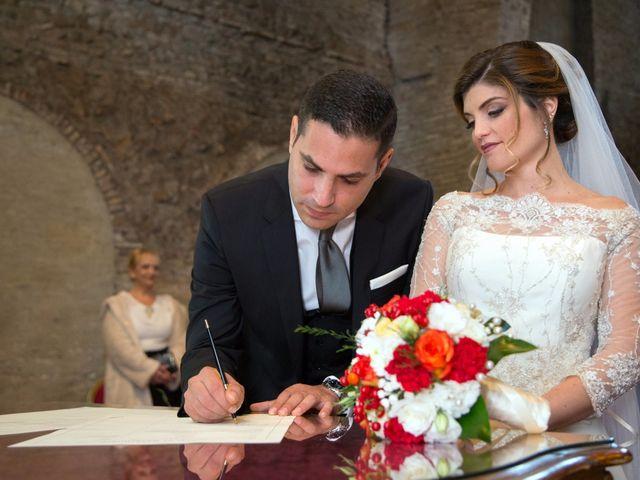 Il matrimonio di Piero e Marta a Roma, Roma 5