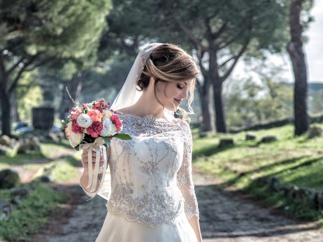Il matrimonio di Piero e Marta a Roma, Roma 9