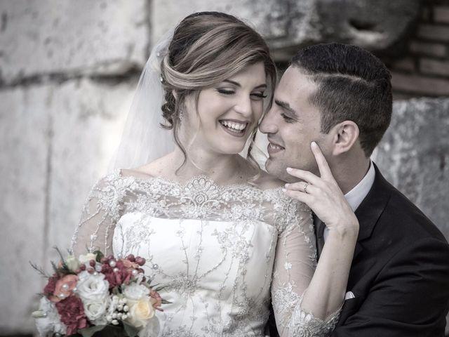 Il matrimonio di Piero e Marta a Roma, Roma 7