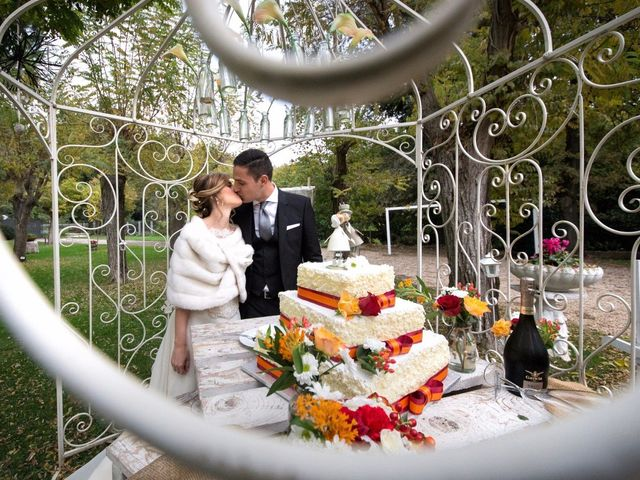 Il matrimonio di Piero e Marta a Roma, Roma 28