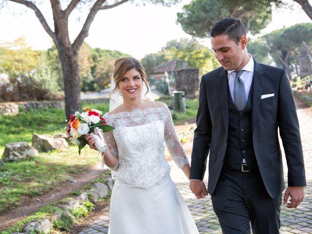 le nozze di Marta e Piero