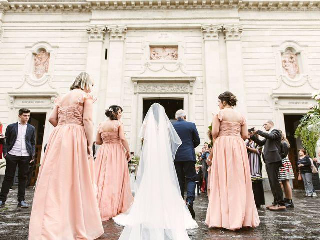 Il matrimonio di Rosario e Paola a Fiumefreddo di Sicilia, Catania 9