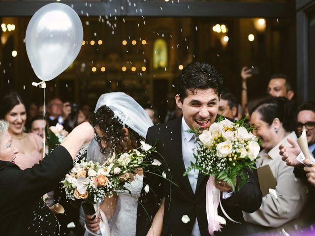 Il matrimonio di Rosario e Paola a Fiumefreddo di Sicilia, Catania 15