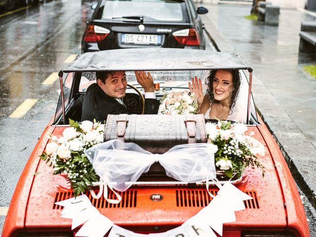 Il matrimonio di Rosario e Paola a Fiumefreddo di Sicilia, Catania 16