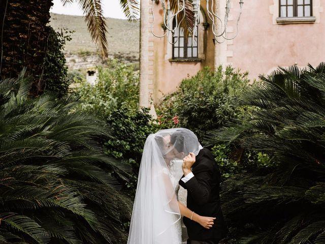 Il matrimonio di Rosario e Paola a Fiumefreddo di Sicilia, Catania 20