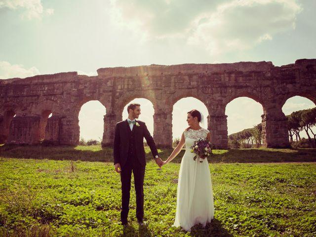le nozze di Daniele e Michela