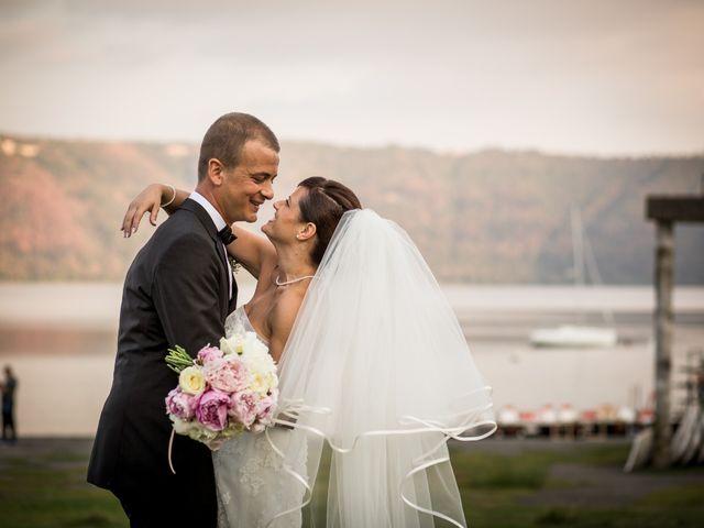 le nozze di Claudia e Manuel