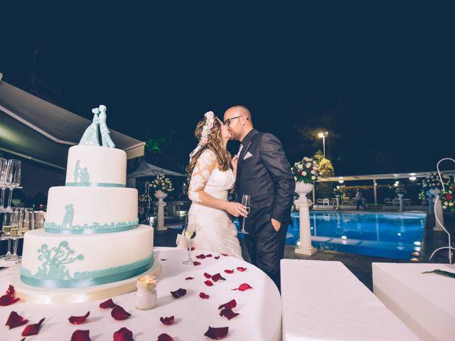 Le nozze di Enza e Mario