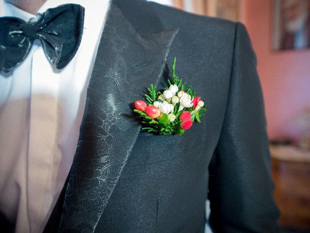 Il matrimonio di Marco e Maria Cristina a Taviano, Lecce 3
