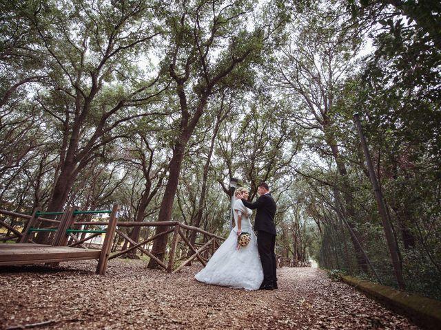 Il matrimonio di Marco e Maria Cristina a Taviano, Lecce 8