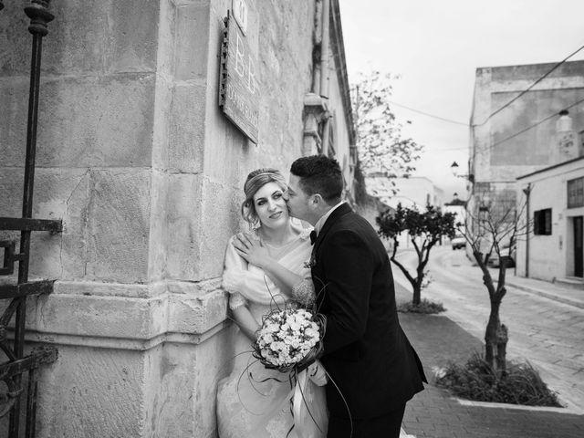 Il matrimonio di Marco e Maria Cristina a Taviano, Lecce 9