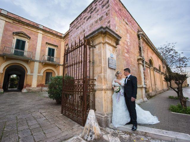 Il matrimonio di Marco e Maria Cristina a Taviano, Lecce 10