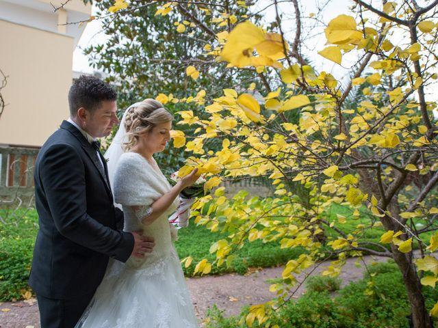 Il matrimonio di Marco e Maria Cristina a Taviano, Lecce 11