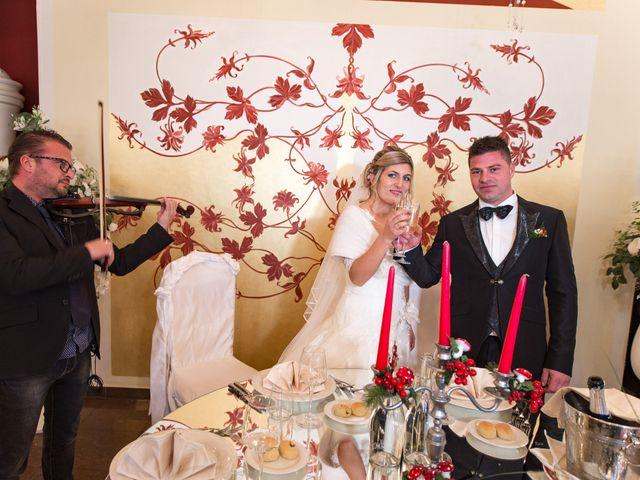 Il matrimonio di Marco e Maria Cristina a Taviano, Lecce 12