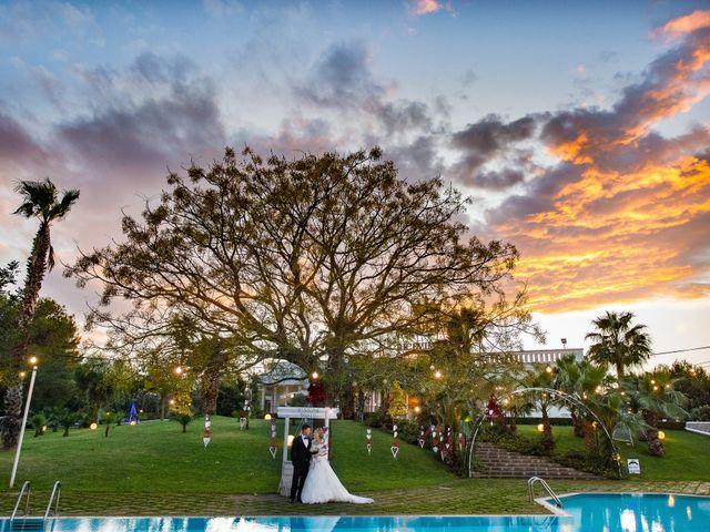 Il matrimonio di Marco e Maria Cristina a Taviano, Lecce 14