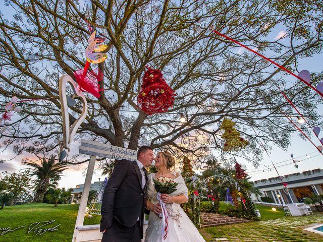 Il matrimonio di Marco e Maria Cristina a Taviano, Lecce 15