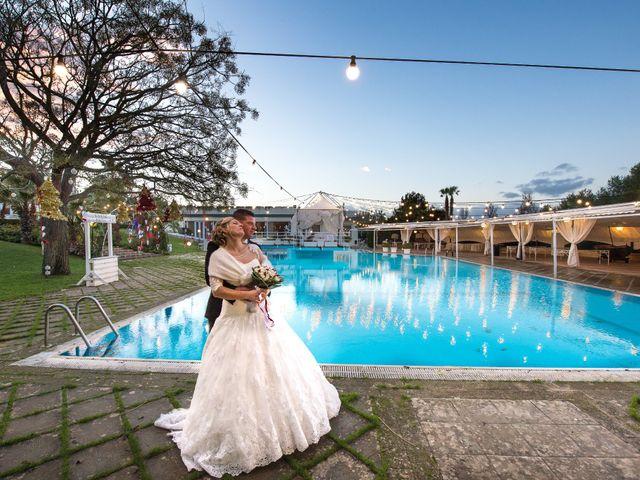 Il matrimonio di Marco e Maria Cristina a Taviano, Lecce 16