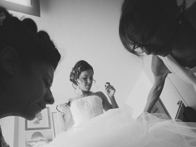 Il matrimonio di Renato e Laura a Buronzo, Vercelli 5