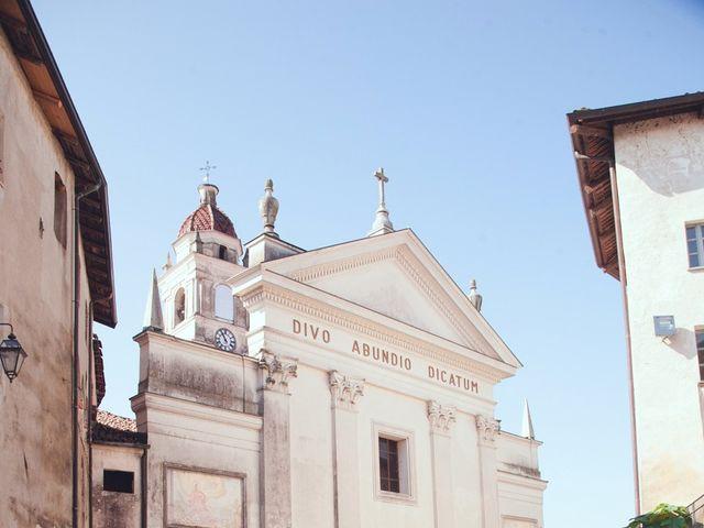 Il matrimonio di Renato e Laura a Buronzo, Vercelli 8